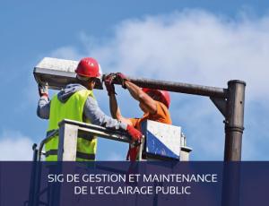 GEO.Lux éclairage public gestion patrimoine candélabre